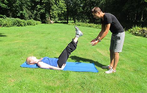 personal training Nieuwe Maat